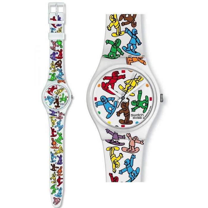 Zegarek damski Swatch GZ201