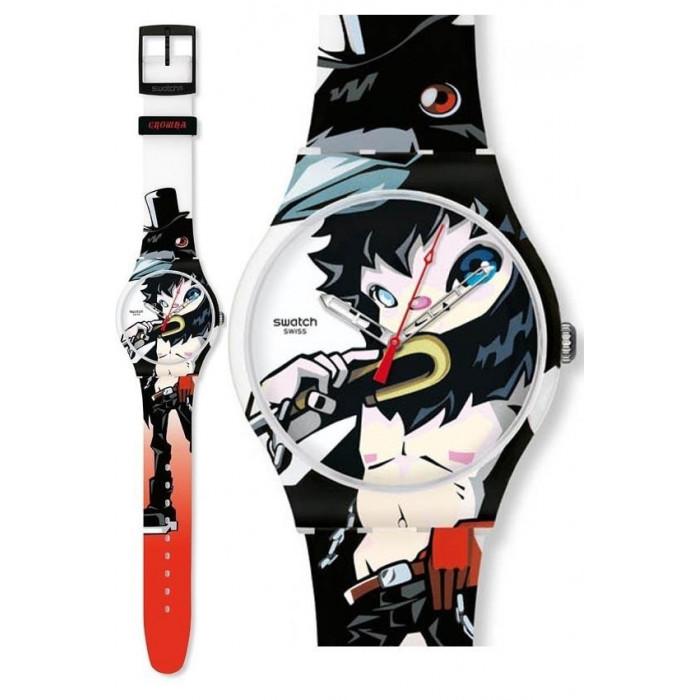 Zegarek damski Swatch SUOZ111