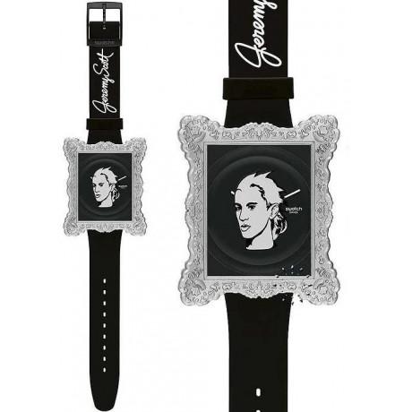 Zegarek damski Swatch SUOZ121