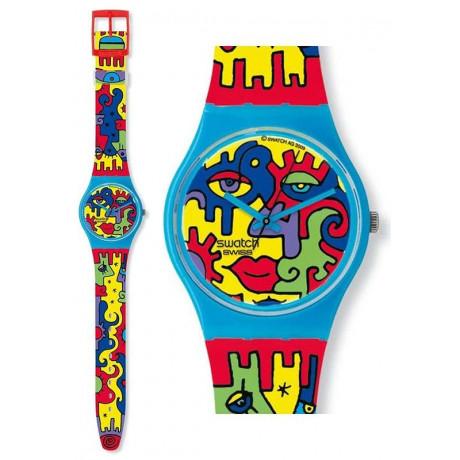 Zegarek damski Swatch  GZ205S