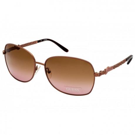 okulary przeciwsłoneczne Guess GU 7033 BRN62