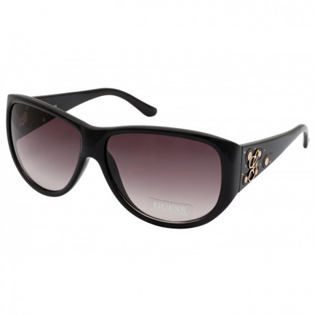 okulary przeciwsłoneczne Guess GU 7037 BLK35