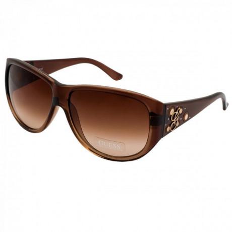 okulary przeciwsłoneczne Guess GU 7037 BRN34
