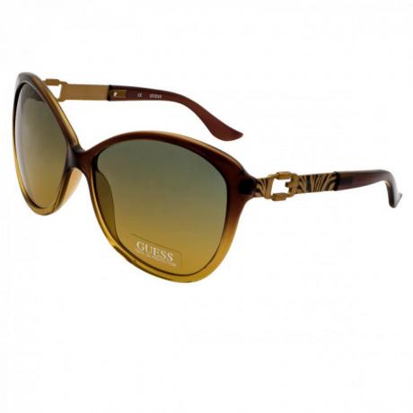 okulary przeciwsłoneczne Guess GU 7040 BRN66