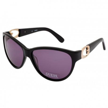 okulary przeciwsłoneczne Guess GU 7044 BLK3
