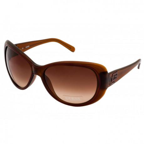 okulary przeciwsłoneczne Guess GU 7051 BRN34