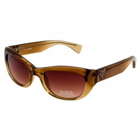 okulary przeciwsłoneczne Guess GU 7064 BRN34
