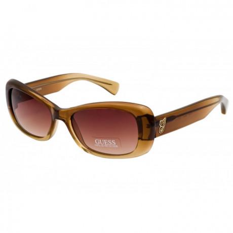 okulary przeciwsłoneczne Guess GU 7067 BRN34