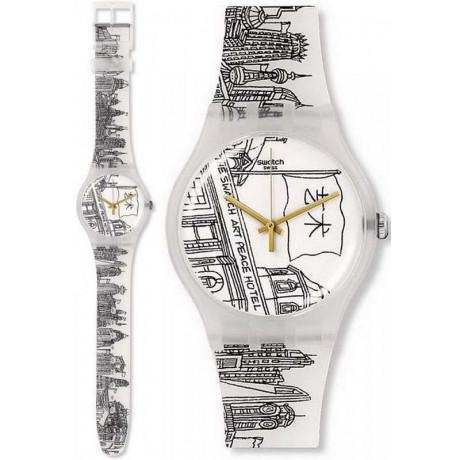 Zegarek damski Swatch SUOZ197