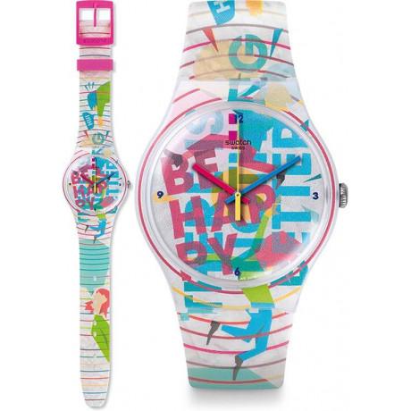 Zegarek damski Swatch SUOZ196
