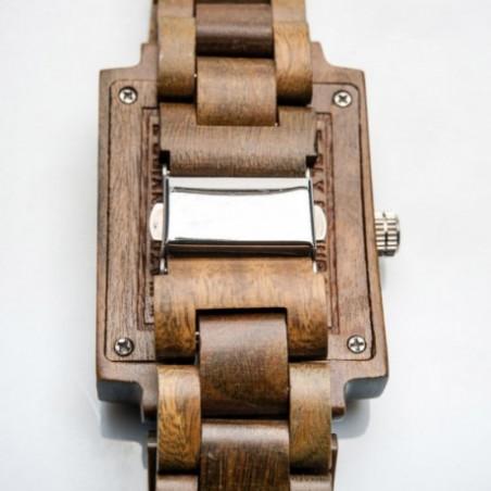 zegarek męski LAIMER 0015 zegarek drewniany