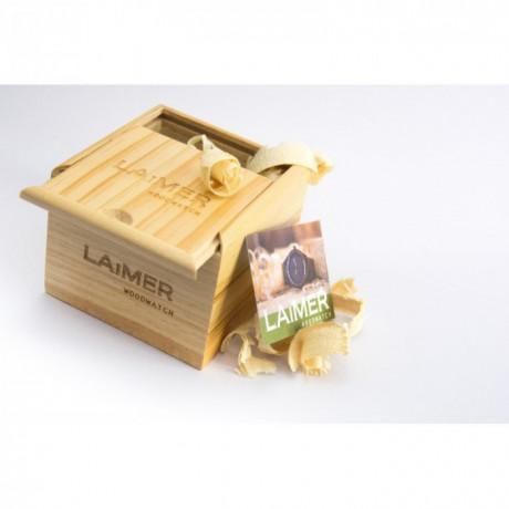 zegarek damski LAIMER 0028 zegarek drewniany