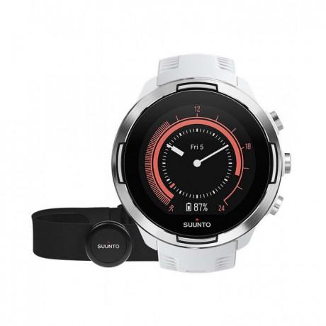 Zegarek męski Suunto  SS050090000 + pasek pomiar tętna